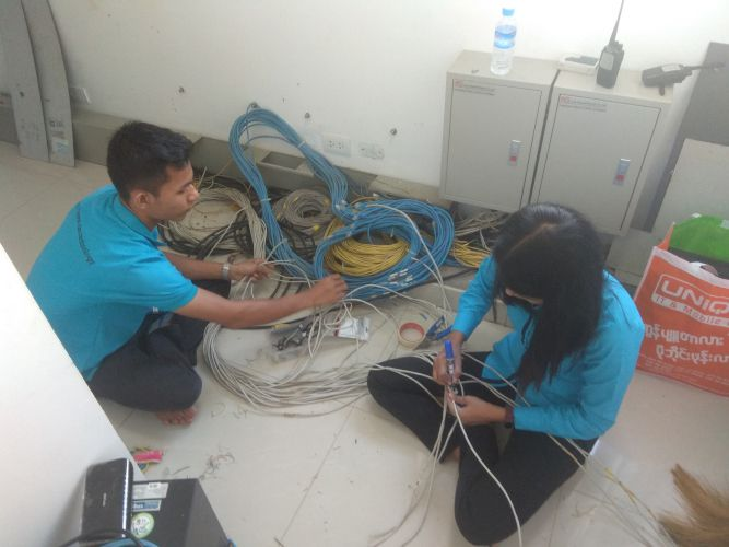 Cable Tracing and Termination